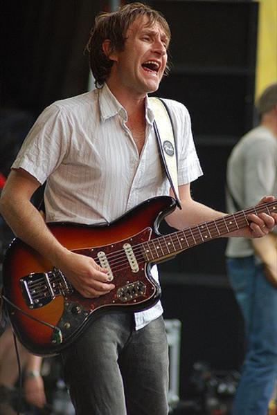 Saul Davies's Fender Bass VI