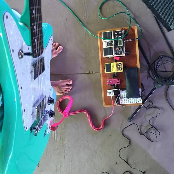 caloncho's Dunlop Acoustic Guitar Capo