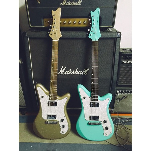 caloncho's Marshall Superlead Guitar Amplifier Head