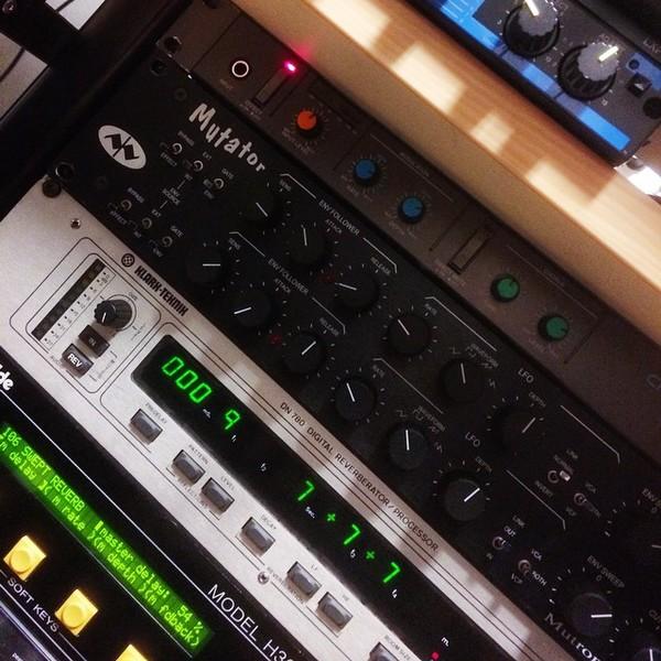 Skudge's Eventide H3000 Ultra Harmonizer Effects Processor