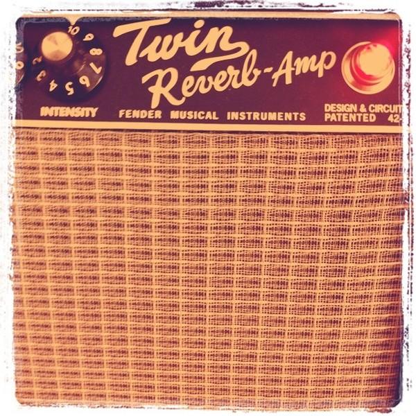 Mauricio Durán's Fender  '65 Twin Reverb