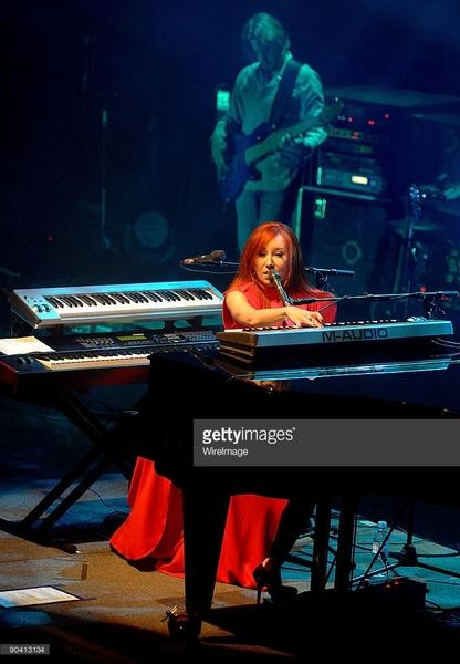 Tori Amos's M-Audio Keystation 61es MIDI Controller