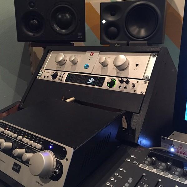 APA's Avid Artist Mix Controller