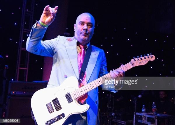 Chris Foreman's Fender Telecaster