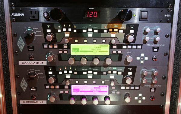 zach irons 39 s kemper profiler rack guitar amp system equipboard. Black Bedroom Furniture Sets. Home Design Ideas