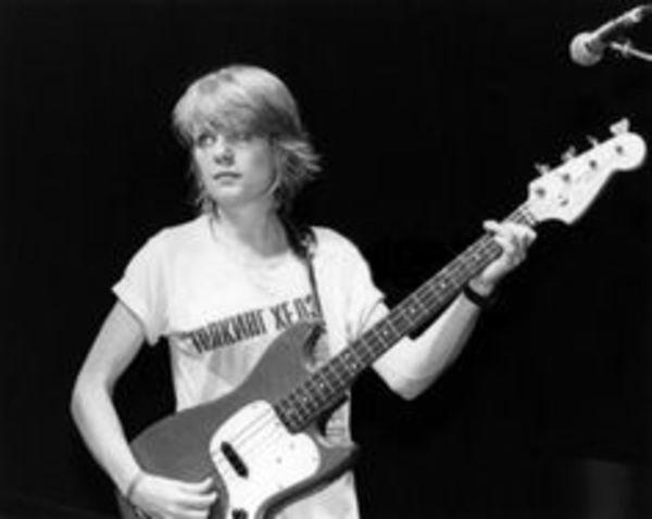Tina Weymouth's Fender Musicmaster Bass