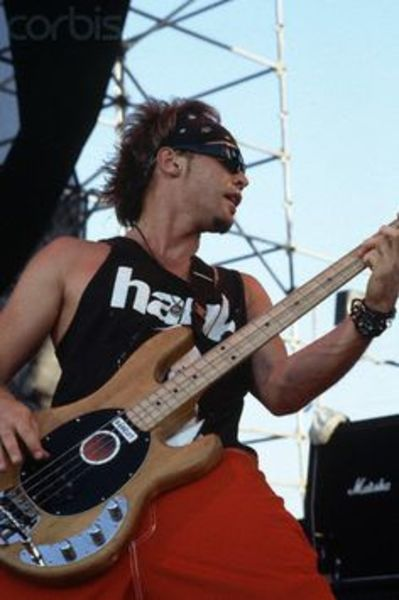 Jeff Ament's Music Man Stingray Bass
