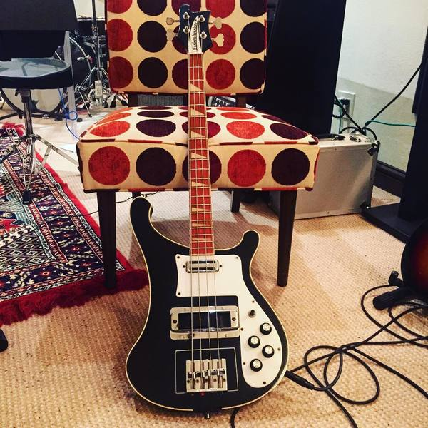 Mike Dirnt's Rickenbacker 4001