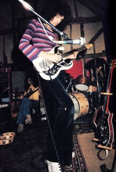 Brian May's 1966 Baldwin Hank Marvin