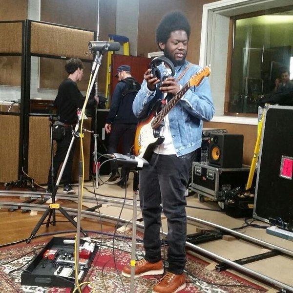Michael Kiwanuka's Fender Stratocaster Electric Guitar