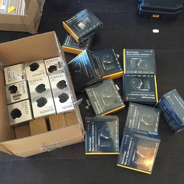 Deadmau5's Black Magic Micro Cinema Camera