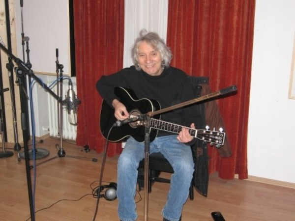 Albert Lee's Martin Eric Clapton ECHF Bellezza Nera