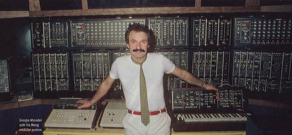 Giorgio Moroder's Roland MC 8 MicroComposer