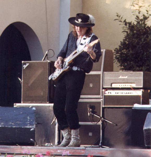 Stevie Ray Vaughan's Marshall Plexi 1959SLP 100W Tube Guitar Amp Head