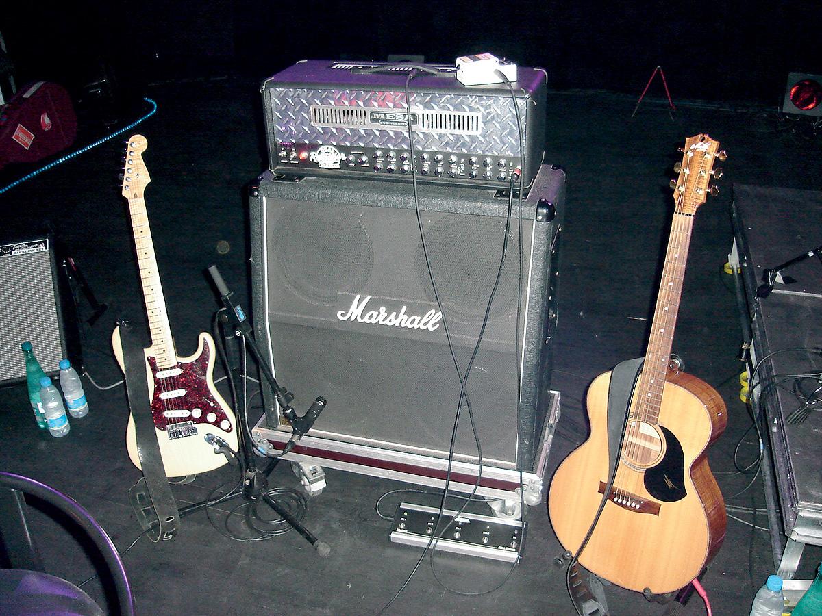 Phil Palmer S Guitar Gear Equipboard 174