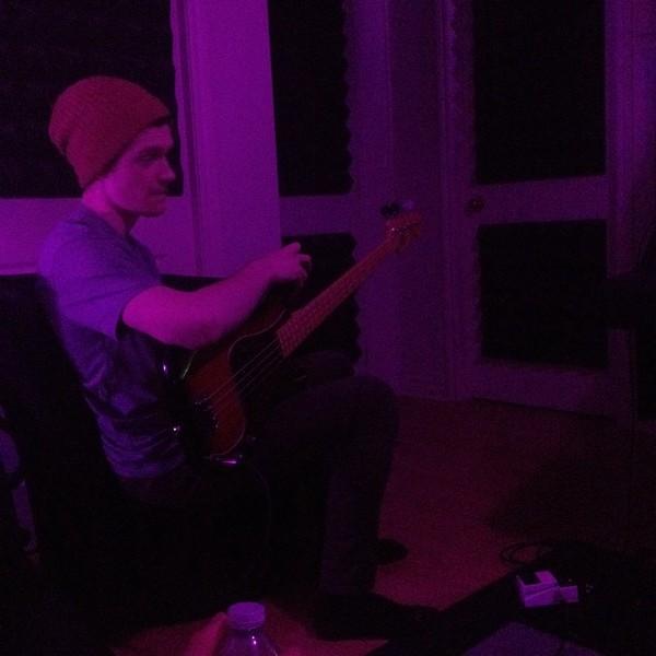 Matt McCormack's Fender Precision Bass