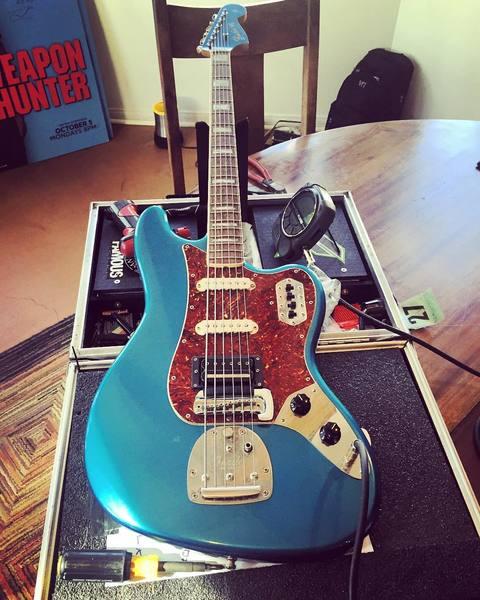 Matt Skiba's Fender Bass VI