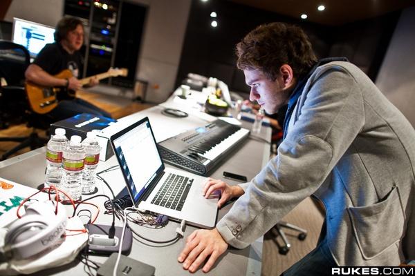 Zedd's Beats By Dr. Dre Mixr On-Ear Headphones