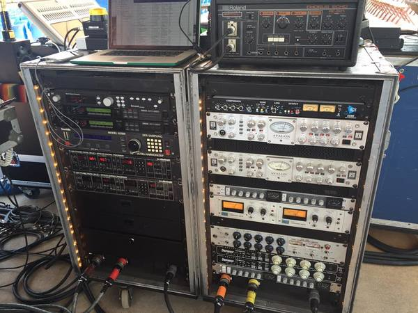 Chris Stapleton's Roland RE-501 Chorus Echo