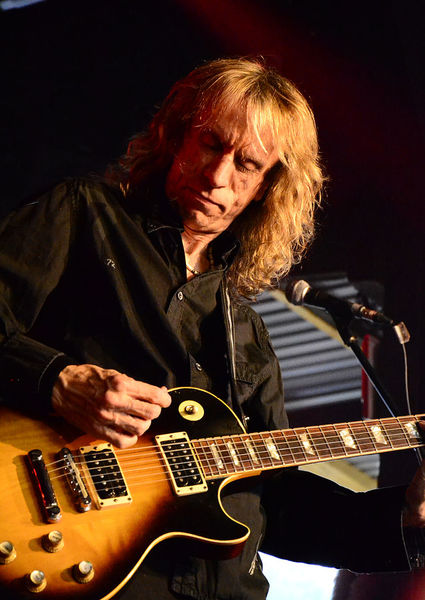 Brian Tatler's Gibson Les Paul Standard Electric Guitar