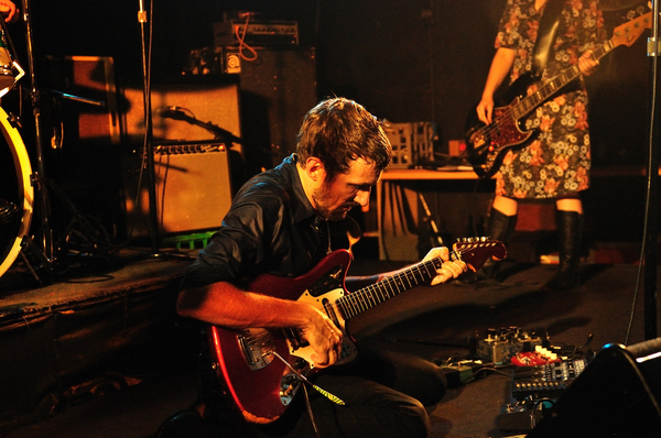 Gareth Liddiard (The Drones)'s Boss ME-50 Guitar Multi Effects Pedal
