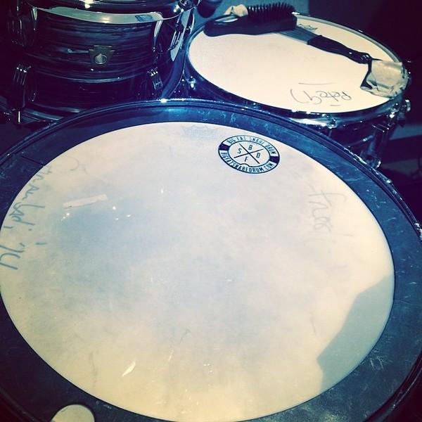 Questlove's Big Fat Snare Drum Mute Strip