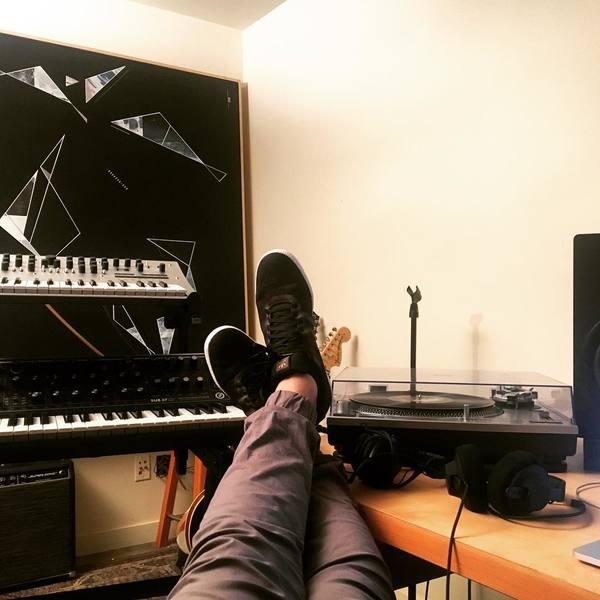 Odesza's Moog Sub 37 Paraphonic Analog Synthesizer