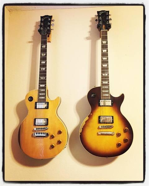 Peter Klett's 1979 Gibson Les Paul Standard