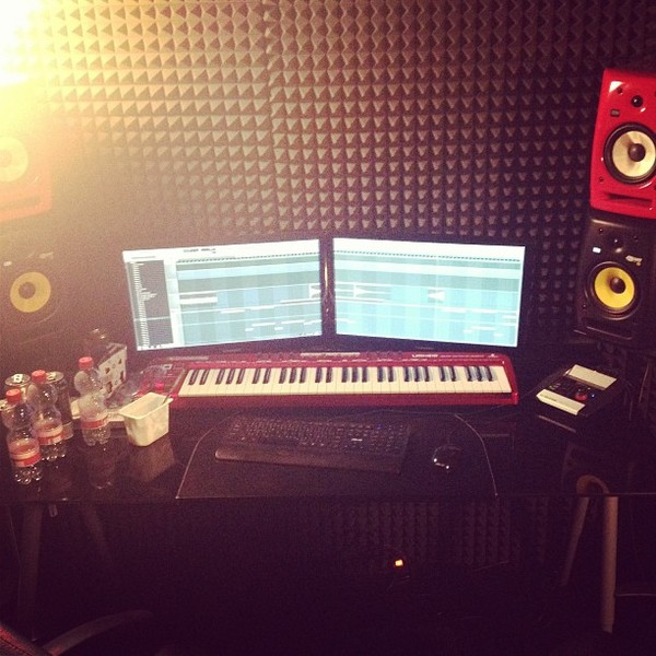 Blasterjaxx's KRK ROKIT 6 G3 Studio Monitor