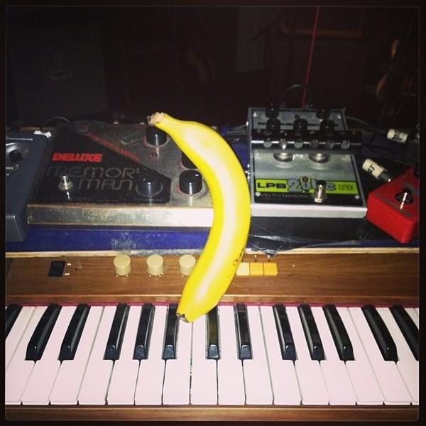 Ian Peres's Electro-Harmonix LPB-2ube