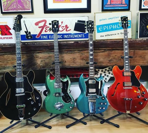 Joe Bonamassa's Gibson SG Standard Electric Guitar