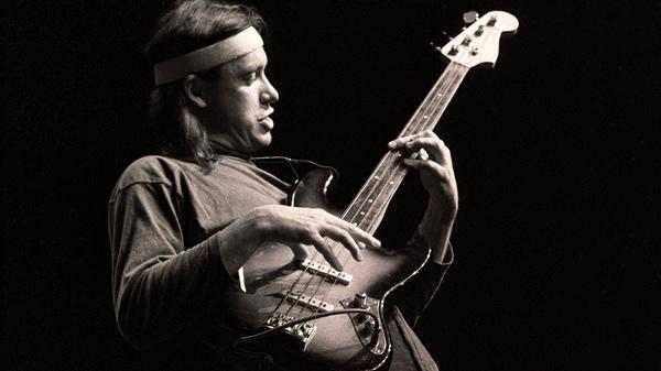 Jaco Pastorius's Fender Jazz Bass Fretless