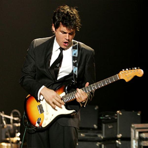 John Mayer S Fender Monogrammed Guitar Strap Equipboard 174