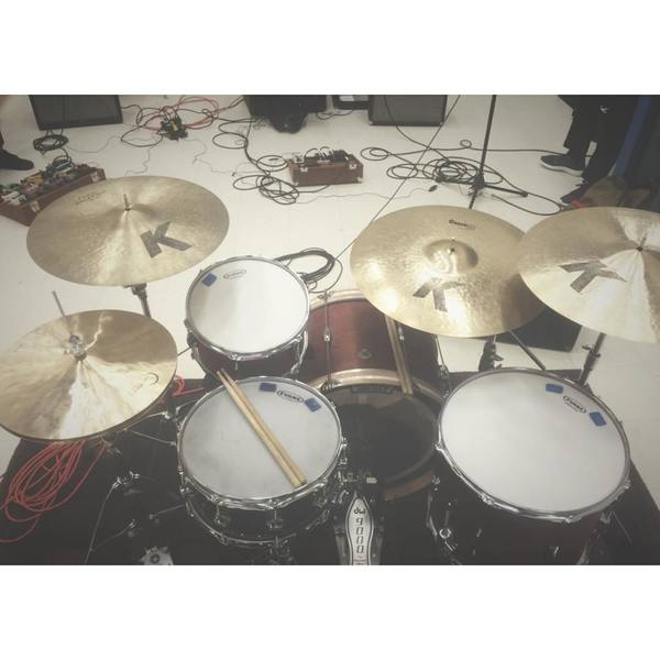 "Tanner Pare's Zildjian 21"" K Crash Ride"