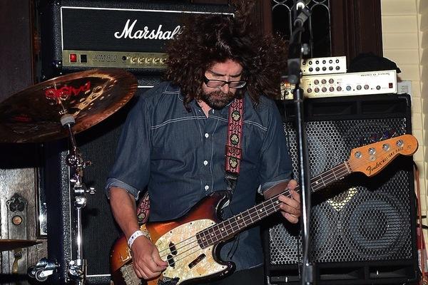 Lou Barlow's Fender Mustang Bass