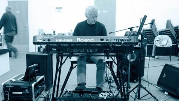 Hugh Banton's Roland VR-760