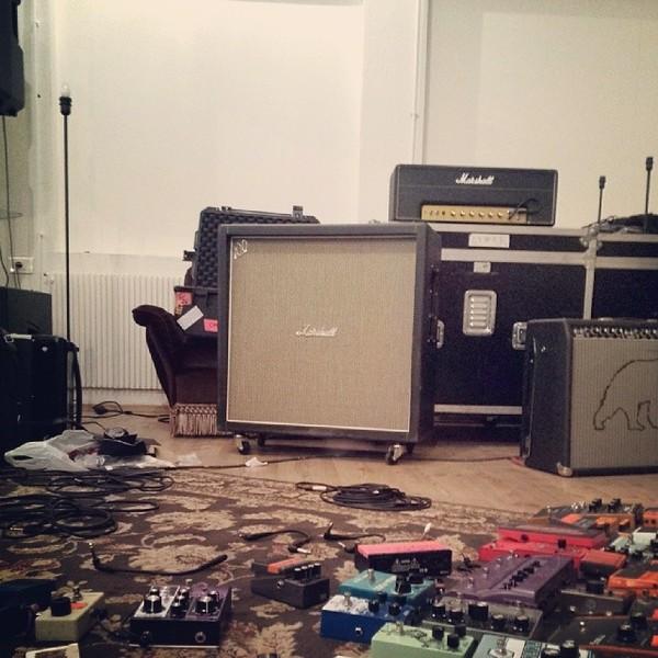 Brynjar Leifsson's Way Huge Electronics Aqua-Puss MkII Analog Delay Guitar Effects Pedal
