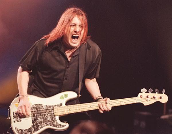 Robby Takac's Fender Precision Bass