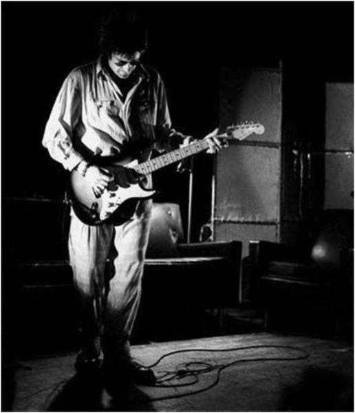 Paul Westerberg's Fender Stratocaster Electric Guitar