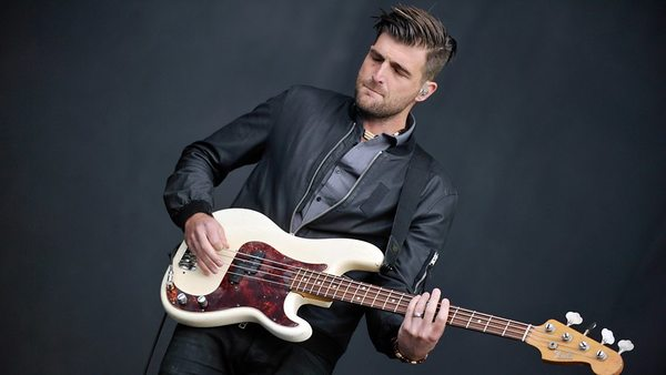 Jacob Fink's Fender Precision Bass