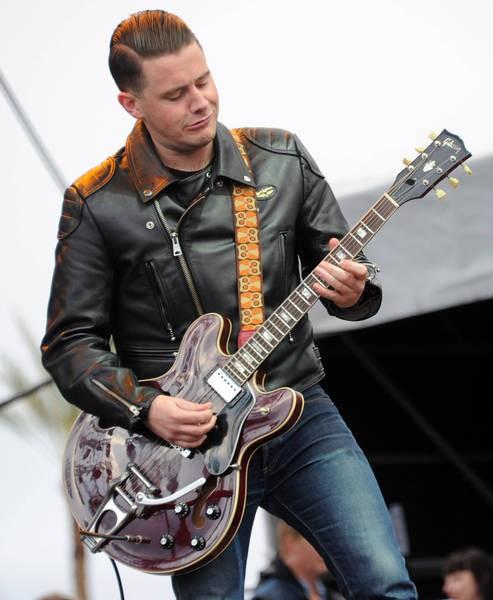 Jamie Cook's Bigsby B12 Guitar Vibrato