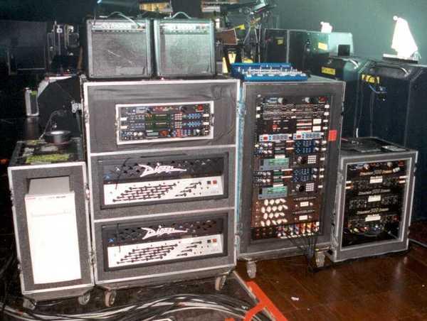 Billy Corgan's Crate GX-15R