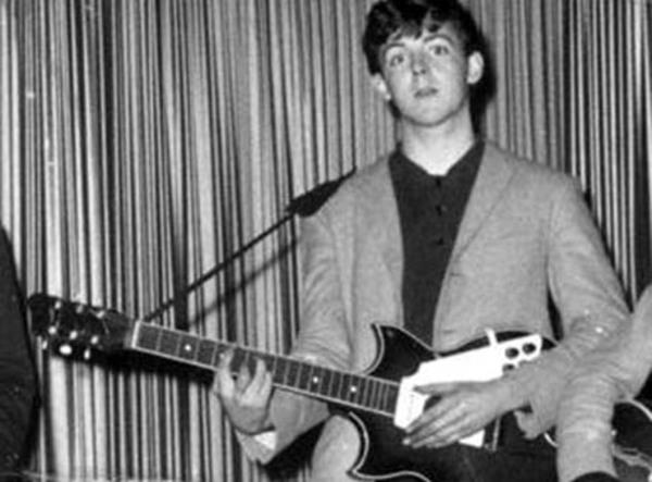 Paul McCartney's Rossetti Lucky 7