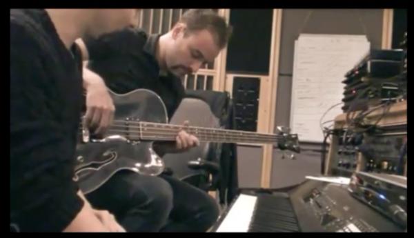 Chris Wolstenholme's Dean Stylist Cabbie Bass