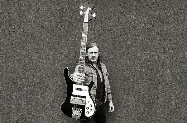 Lemmy Kilmister's Rickenbacker 4001