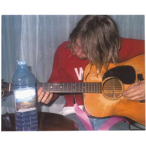 Heres A Photo Of Cobain Playing The 1953 Martin D 18