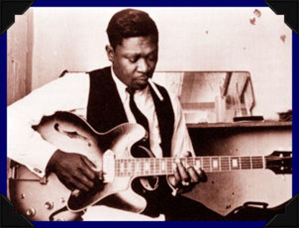 B.B. King's Gibson ES-330  (Duplicate)