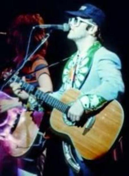 Elton John's Ovation Custom Legend 1619-4