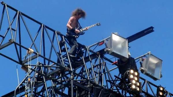 Joel O'Keeffe's Gibson SG Standard Electric Guitar