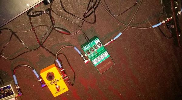 Buckethead's DigiTech Bass Synth Wah - Envelope Filter